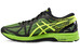 asics Gel-DS Trainer 21 Shoe Men Black/Safety Yellow/Green Gecko